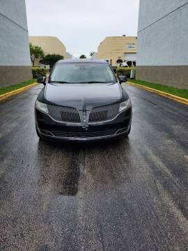 2014 Lincoln MKT for sale at INTERNATIONAL AUTO BROKERS INC in Hollywood FL
