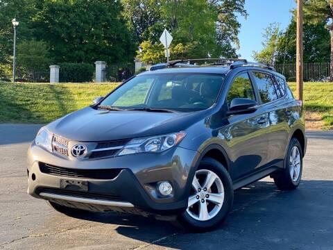 2014 Toyota RAV4 for sale at Sebar Inc. in Greensboro NC