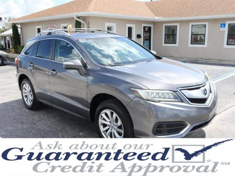 2017 Acura RDX for sale at Universal Auto Sales in Plant City FL