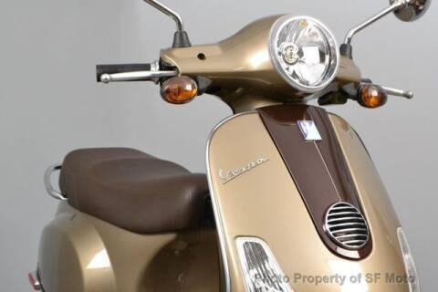 2011 Vespa LXV 150 i.e.