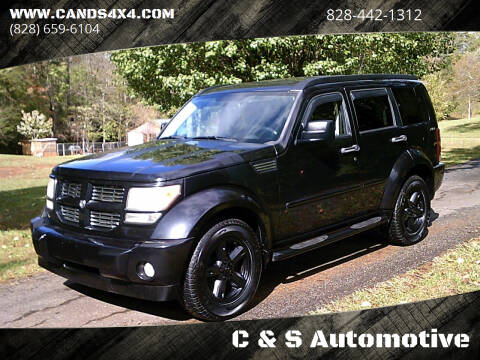 2011 Dodge Nitro for sale at C & S Automotive in Nebo NC