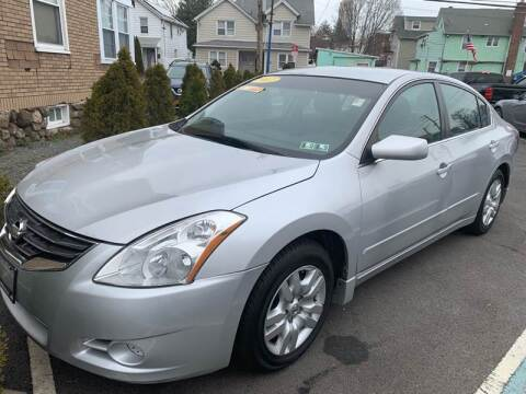 2012 Nissan Altima for sale at White River Auto Sales in New Rochelle NY