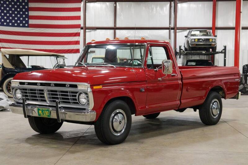 1975 Ford F-250 for sale in Grand Rapids, MI