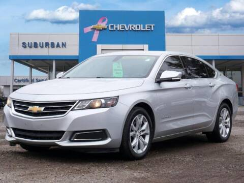 2016 Chevrolet Impala for sale at Suburban Chevrolet of Ann Arbor in Ann Arbor MI