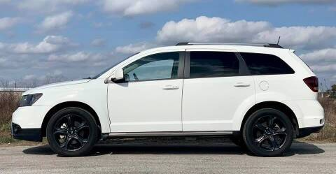 2019 Dodge Journey for sale at Palmer Auto Sales in Rosenberg TX