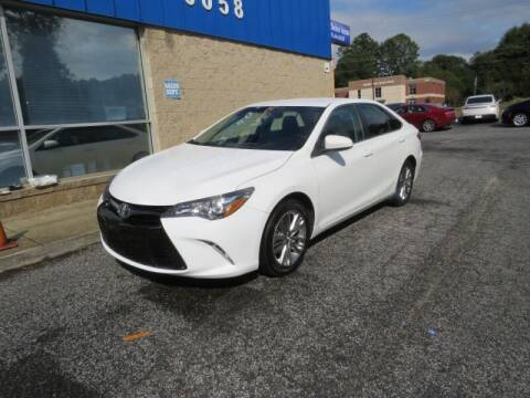 2017 Toyota Camry for sale at Southern Auto Solutions - 1st Choice Autos in Marietta GA