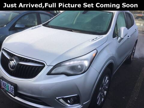 2019 Buick Envision for sale at Royal Moore Custom Finance in Hillsboro OR