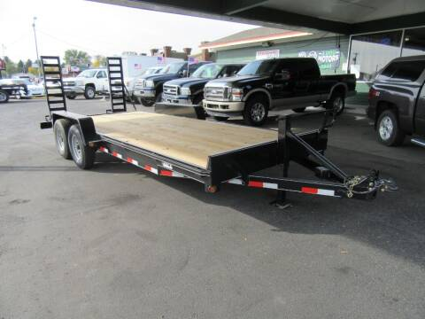 2021 DCT 7X20 Equipment for sale at Standard Auto Sales in Billings MT