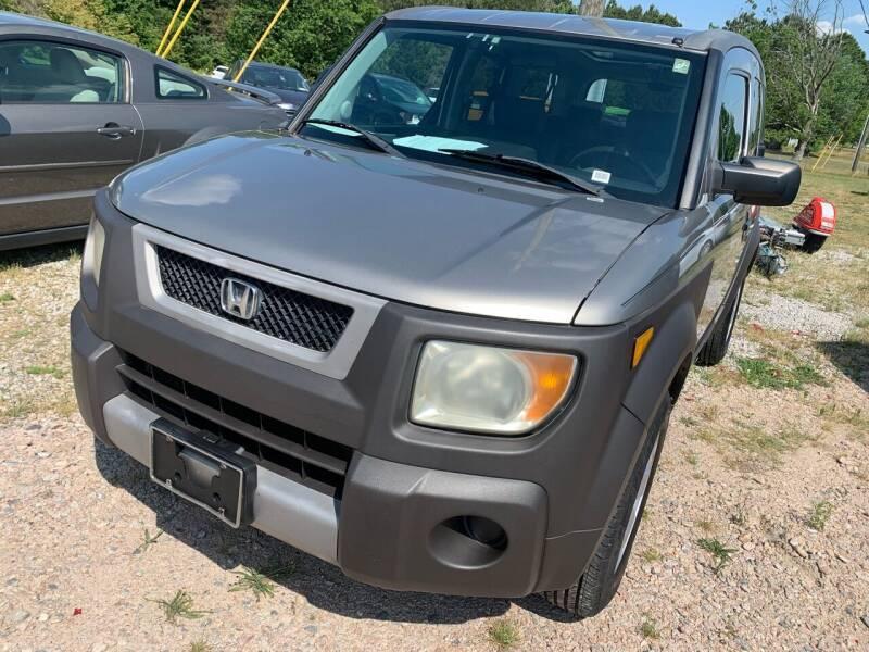 2003 Honda Element for sale at Samet Performance in Louisburg NC