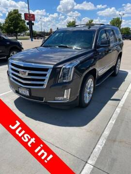 2018 Cadillac Escalade for sale at Midway Auto Outlet in Kearney NE