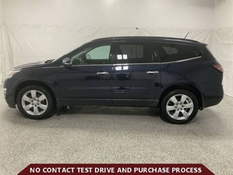 2017 Chevrolet Traverse for sale at Brothers Auto Sales in Sioux Falls SD