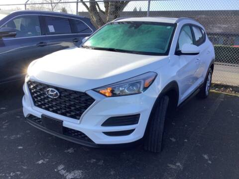 2020 Hyundai Tucson for sale at Royal Moore Custom Finance in Hillsboro OR