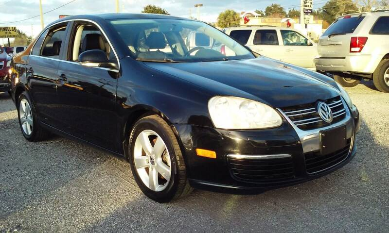 2009 Volkswagen Jetta for sale at Pinellas Auto Brokers in Saint Petersburg FL