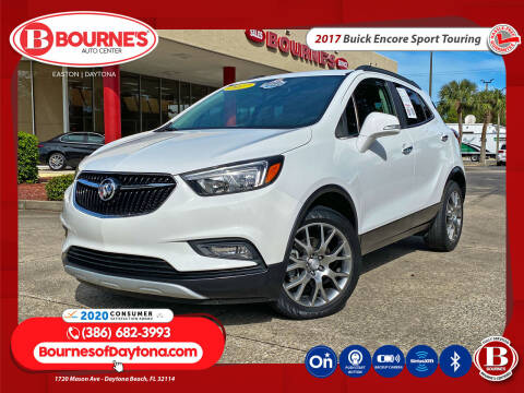 2017 Buick Encore for sale at Bourne's Auto Center in Daytona Beach FL