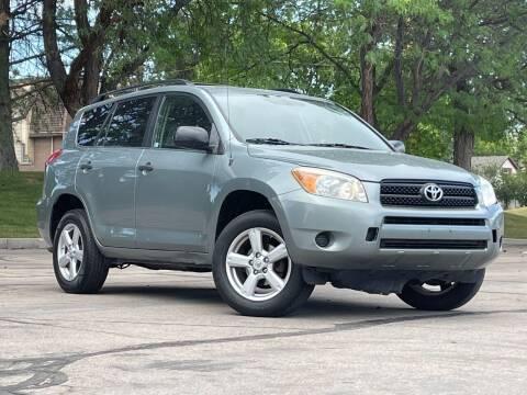 2008 Toyota RAV4 for sale at Used Cars and Trucks For Less in Millcreek UT