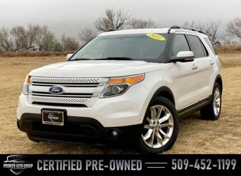 2011 Ford Explorer for sale at Premier Auto Group in Union Gap WA