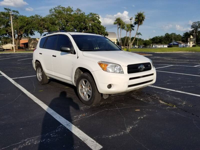 2008 Toyota RAV4 for sale at Exxact Cars in Lakeland FL