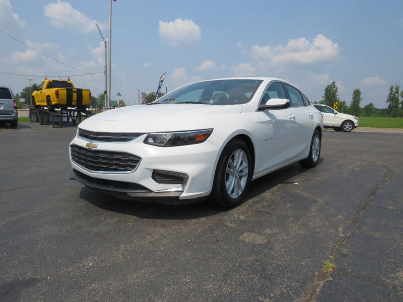 2016 Chevrolet Malibu for sale at A to Z Auto Financing in Waterford MI