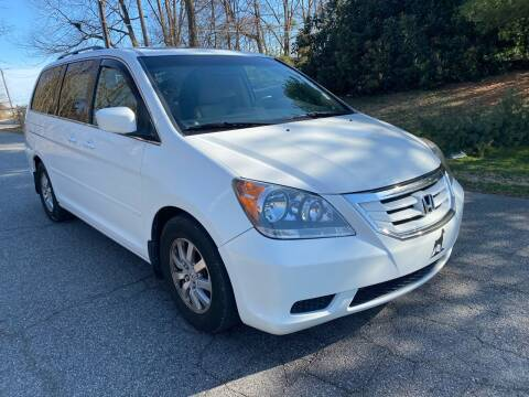 2010 Honda Odyssey for sale at Speed Auto Mall in Greensboro NC