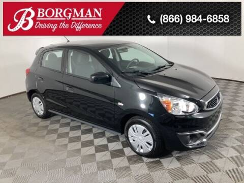 2019 Mitsubishi Mirage for sale at BORGMAN OF HOLLAND LLC in Holland MI