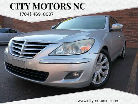 2009 Hyundai Genesis for sale at City Motors NC in Charlotte NC