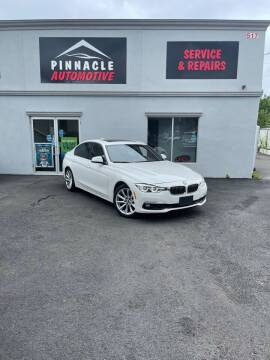 2016 BMW 3 Series for sale at Jay's Automotive in Westfield NJ