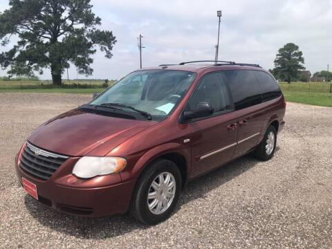 2007 Chrysler Town and Country for sale at COUNTRY AUTO SALES in Hempstead TX