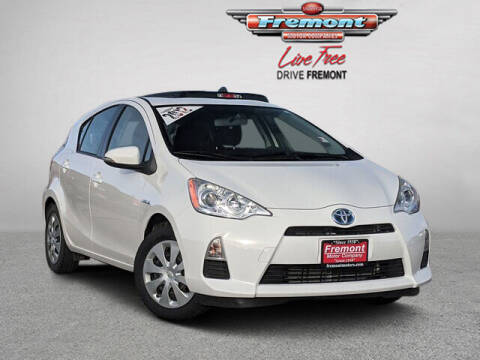 2012 Toyota Prius c for sale at Rocky Mountain Commercial Trucks in Casper WY