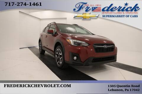 2019 Subaru Crosstrek for sale at Lancaster Pre-Owned in Lancaster PA