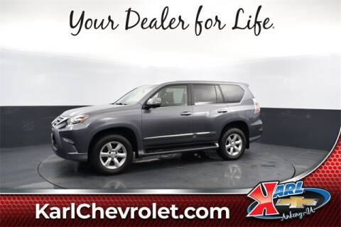 2018 Lexus GX 460 for sale at Karl Pre-Owned in Glidden IA
