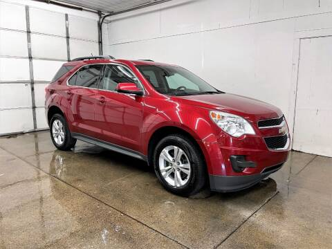 2015 Chevrolet Equinox for sale at PARKWAY AUTO in Hudsonville MI