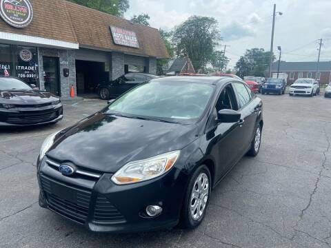 2012 Ford Focus for sale at Billy Auto Sales in Redford MI