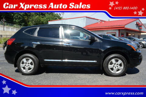 2014 Nissan Rogue Select for sale at Car Xpress Auto Sales in Pittsburgh PA