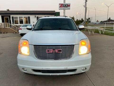 2009 GMC Yukon for sale at Zoom Auto Sales in Oklahoma City OK
