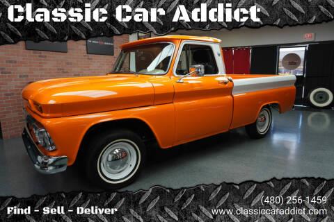 1964 GMC C/K 1500 Series for sale at Classic Car Addict in Mesa AZ