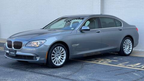 2011 BMW 7 Series for sale at Carland Auto Sales INC. in Portsmouth VA