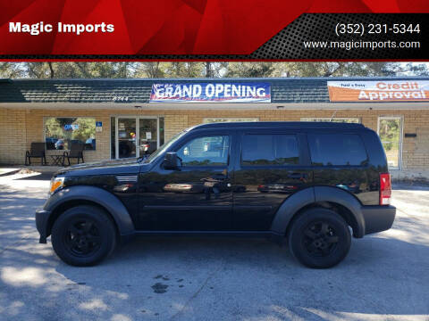 2007 Dodge Nitro for sale at Magic Imports in Melrose FL