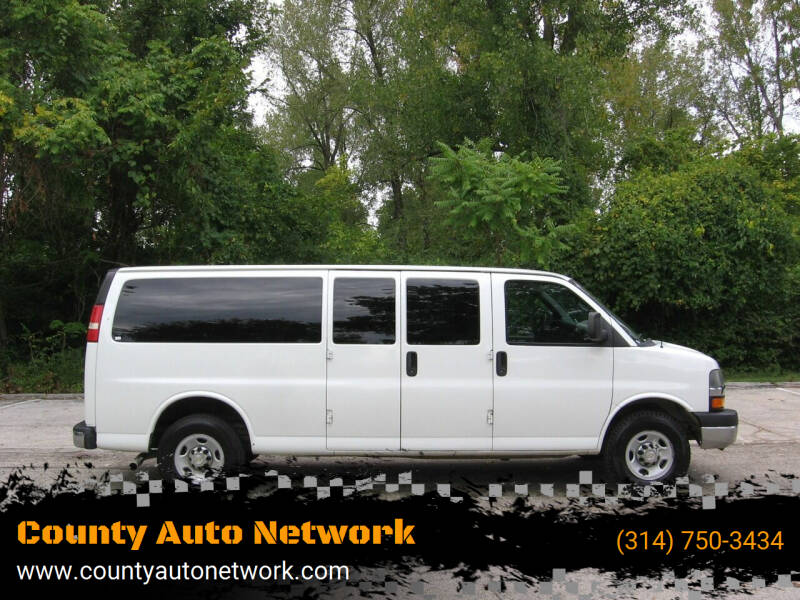 2014 Chevrolet Express Passenger for sale at County Auto Network in Ballwin MO