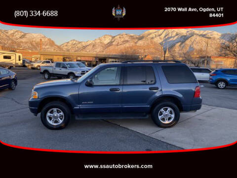2004 Ford Explorer for sale at S S Auto Brokers in Ogden UT