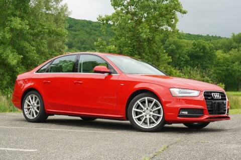 2015 Audi A4 for sale at EuroMotors LLC in Lee MA