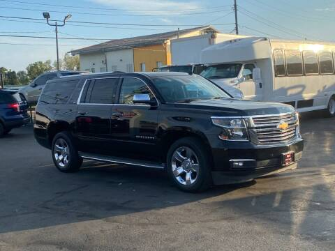 2015 Chevrolet Suburban for sale at KAP Auto Sales in Morrisville PA