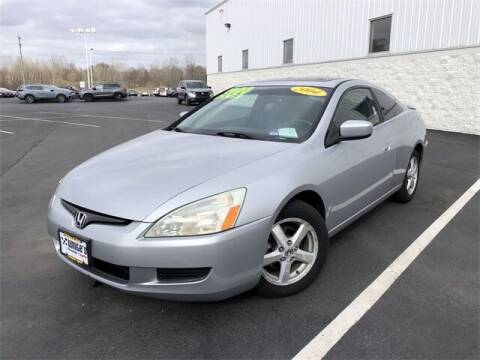 2004 Honda Accord for sale at White's Honda Toyota of Lima in Lima OH