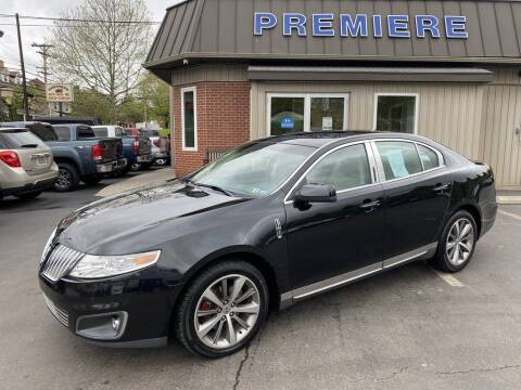 2009 Lincoln MKS for sale at Premiere Auto Sales in Washington PA