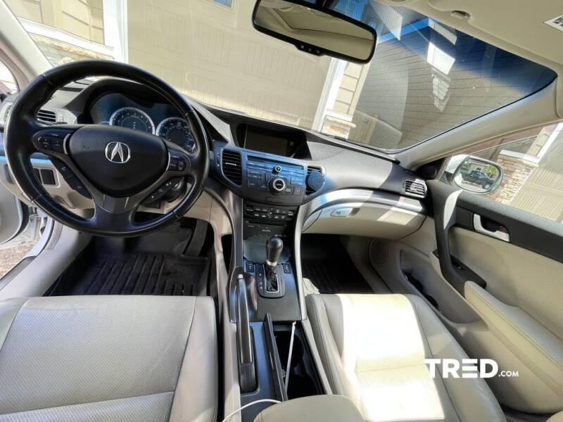 2012 Acura TSX Sport Wagon w/Tech