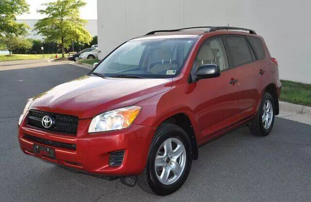2010 Toyota RAV4 for sale at SEIZED LUXURY VEHICLES LLC in Sterling VA
