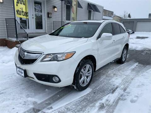 2015 Acura RDX for sale at Best Price Auto Sales in Methuen MA