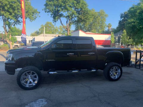 2008 GMC Sierra 1500 for sale at Once and Done Motorsports in Chico CA
