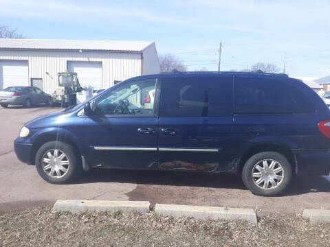 2003 Dodge Caravan for sale at ZITTERICH AUTO SALE'S in Sioux Falls SD