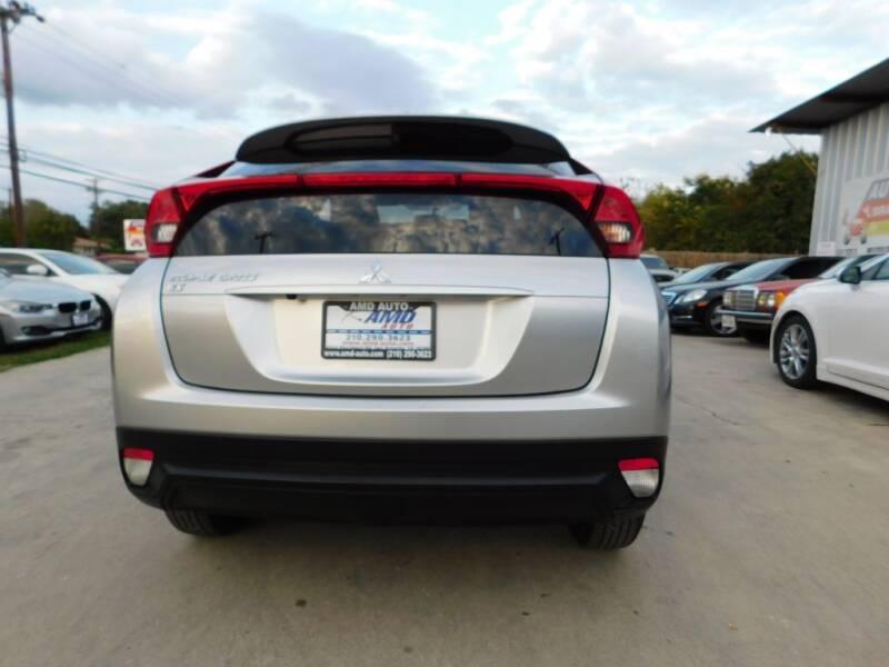 2020 Mitsubishi Eclipse Cross ES 4dr Crossover - San Antonio TX