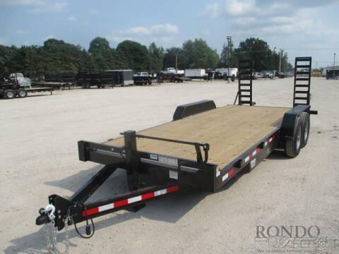 2021 Eagle Equipment 7X20FTA70-14000 for sale at Rondo Truck & Trailer in Sycamore IL